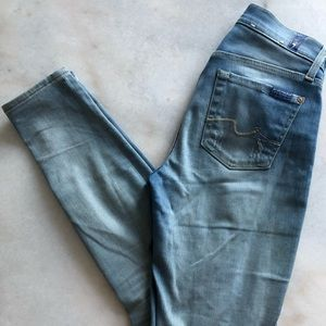 Seven skinny jeans